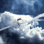 pokaz lotniczy w Nowym Targu